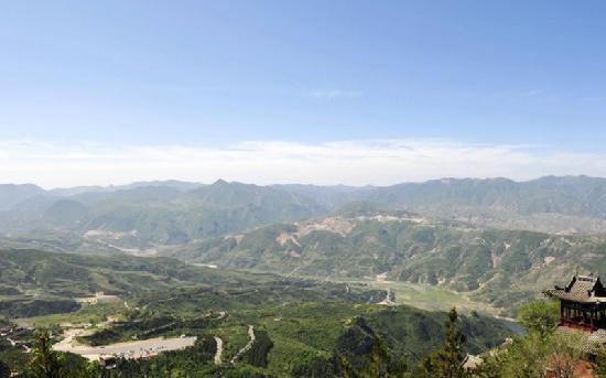 Mount Hengshan Scenic Spot: 北岳恒山