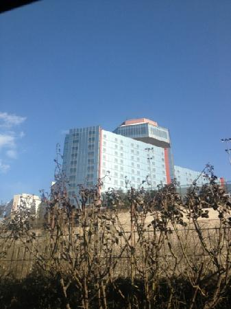 The Great Wall Sheraton Hotel: 长城