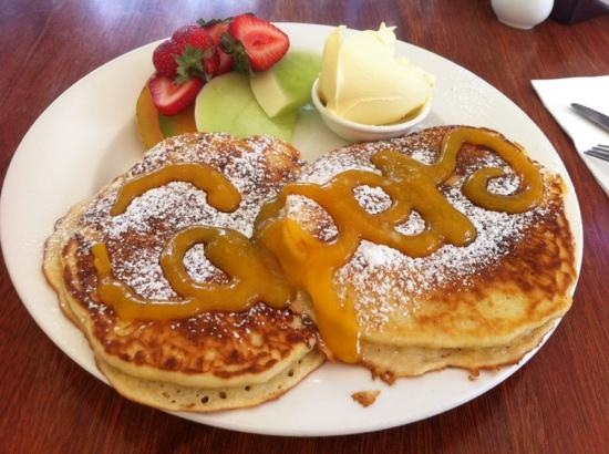 Cactus Jack's Bar & Grill : 我的早餐