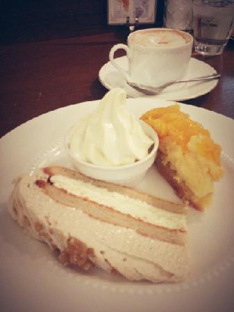 Afternoon tea tea room Lumine Shinjuku ten
