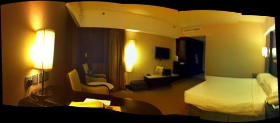 Hotel Beverly Plaza: 内部