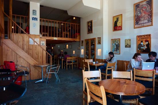 French Café (Wenlin Shop): 兰白红咖啡馆