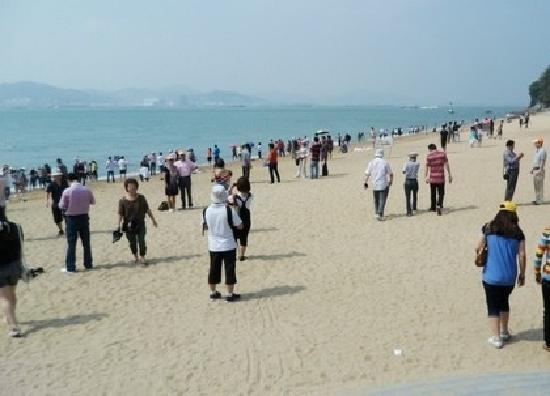 Baicheng Beach: 厦门海边