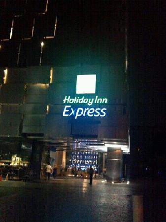 Holiday Inn Express Bangkok Siam: 假日快捷酒店