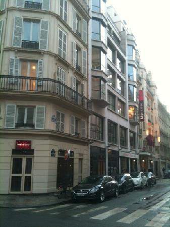 Mercure Paris Opéra Lafayette : 美爵巴黎拉法耶