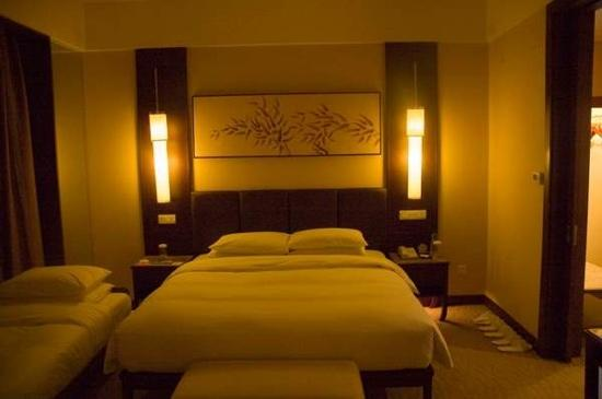 Hyatt Regency Jing Jin City Resort and Spa: 套房