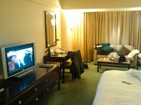 Golden Flower Hotel, Xi'an: 豪华间