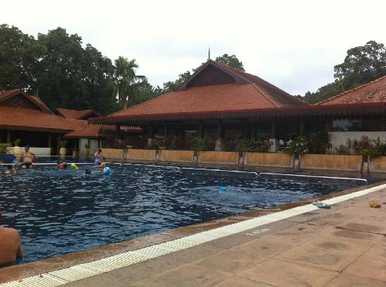 Club Med Cherating Beach: swimming pool