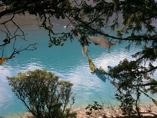 Cuogao Lake: 错高湖