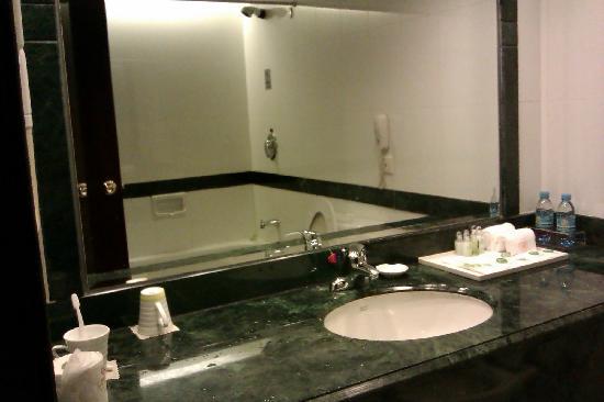 Nanning Hotel: 洗手间