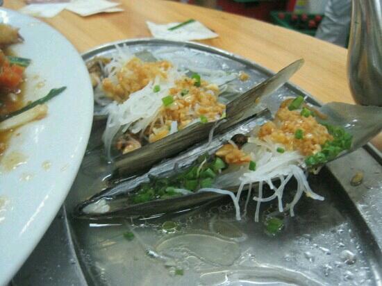 Spring Garden Seafood Plaza: 春园海鲜广场