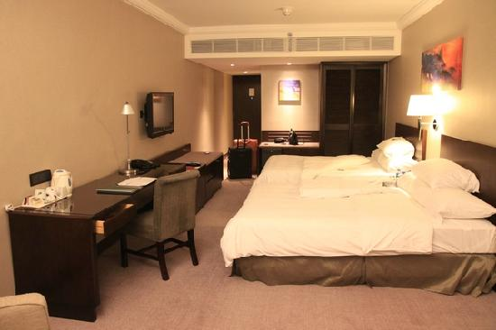 Gateway Hotel (a member of Marco Polo Hotels): 客房