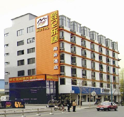 Kunlun Leju Business Hotel Zhengzhou Huayuan Road