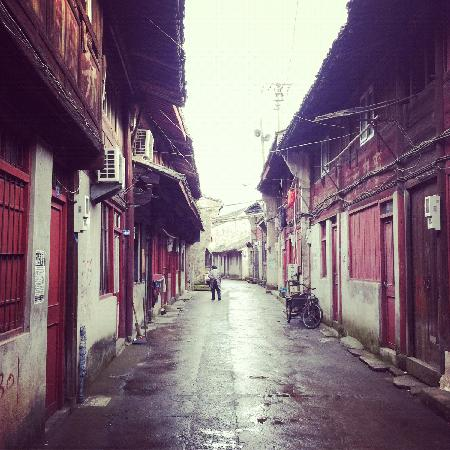 Ningbo Hanling Old Street : 韩岭老街