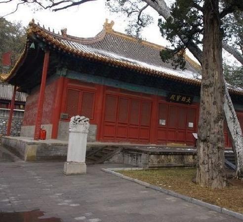 Fahai Temple : 法海寺