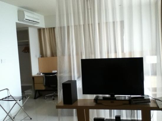 PARKROYAL Serviced Suites Kuala Lumpur:                   非常棒的酒店