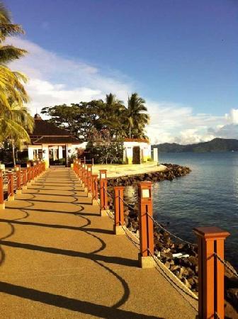 Shangri-La's Tanjung Aru Resort & Spa:                   Chi&Spa