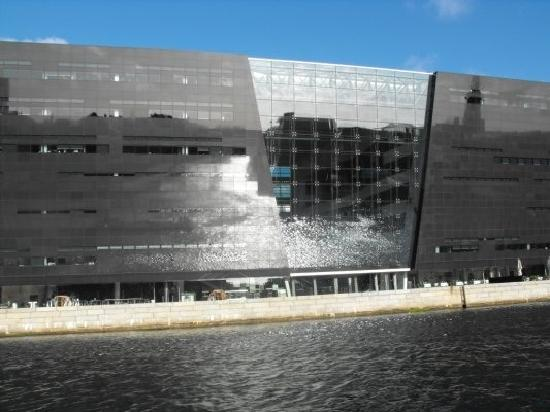 The Black Diamond - The Royal Library 사진