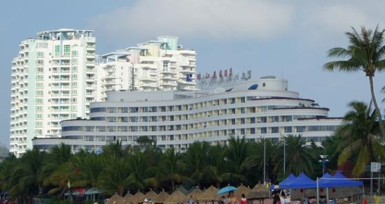 Sanya Pearl River Garden Hotel:                   珠江花园酒店