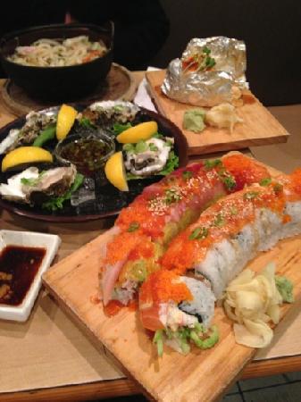 Sushi House: tasty