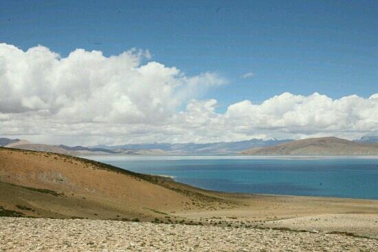 Lhanag-tso Lake