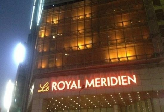 โรงแรมเลอ รอยัล เมอริเดียน เซี่ยงไฮ้: 世茂酒店