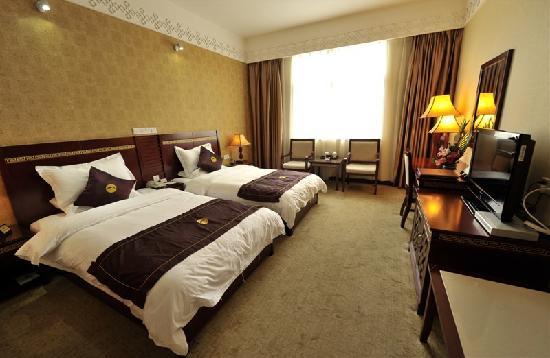 Xiangge Lila Maoyuan Hotel: 标间