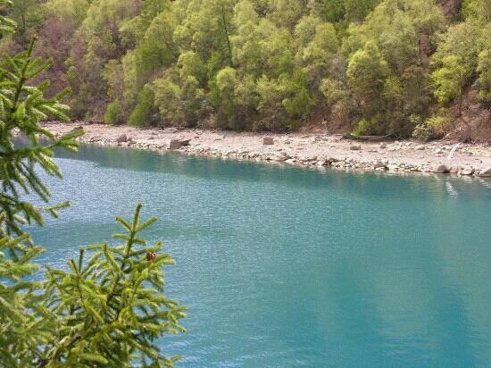 Cuogao Lake: 错高湖湖畔