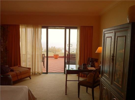 Grand Coloane Resort Macau:                   露台很大                 