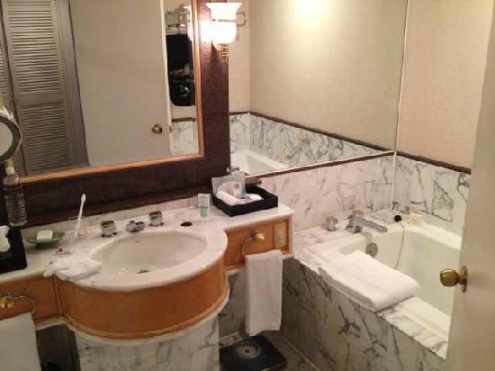Grand Hyatt Taipei: 浴室