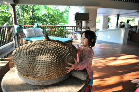 JW Marriott Phuket Resort & Spa : My children all like here and they do not want to leave.
