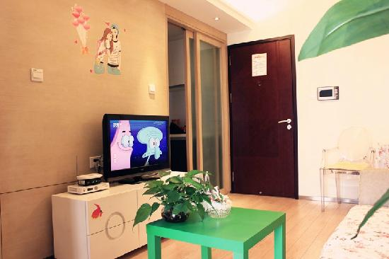 Fenghuang Yinxiang Apartment Hotel: good
