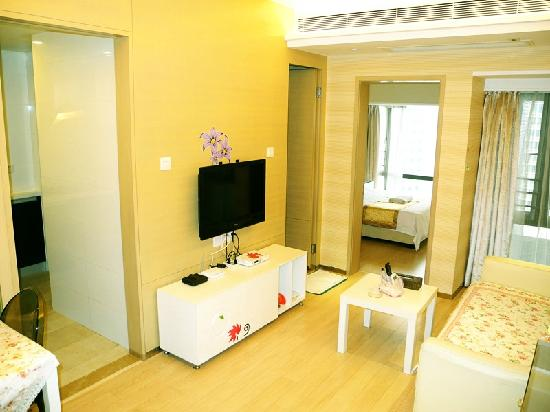 Fenghuang Yinxiang Apartment Hotel : good