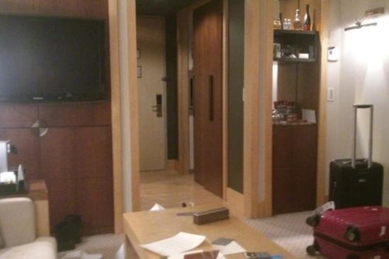格蘭德華克山莊首爾酒店照片