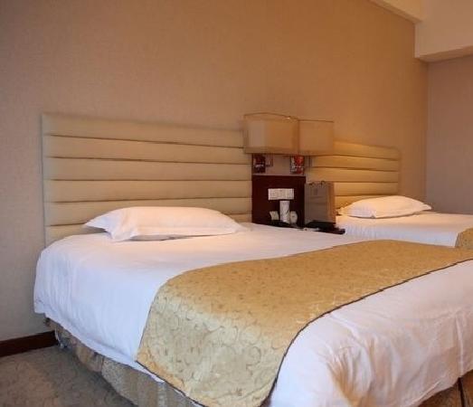 Friend Hotel:                   双床