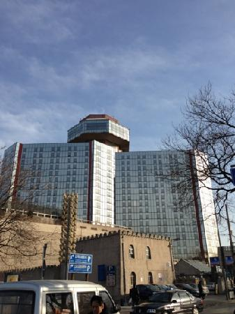 The Great Wall Sheraton Hotel: 长城饭店