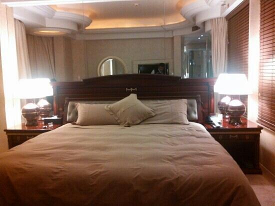 Hanjueyangming Hotel: 贵宾楼房间