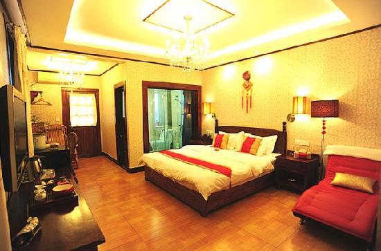 No.1 Yard Hotel Yangshuo: 一号大院8号房