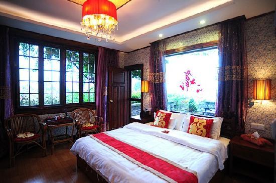 No.1 Yard Hotel Yangshuo: 一号大院9号情侣房