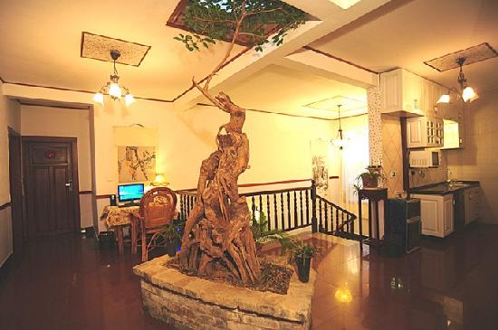 No.1 Yard Hotel Yangshuo: 一号大院厨房