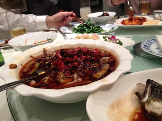 Madam Zhu's Kitchen (Wantong): 五彩菜盘