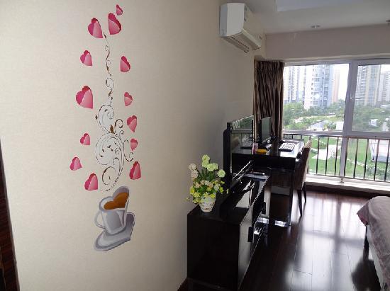 Ao Cheng Tiantian Apartment Hotel: 照片描述
