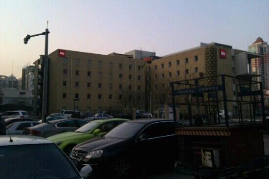 Ibis Tianjin TEDA: 酒店外貌