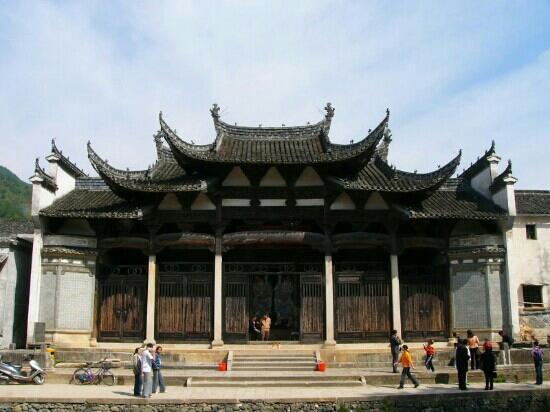 Longchuan Hu's Family Ancestral Hall