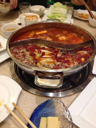 Little Sheep Hot Pot (ZhiChun Road)