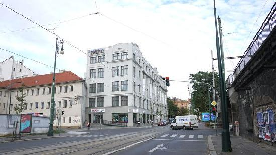 Park Inn Hotel Prague : good