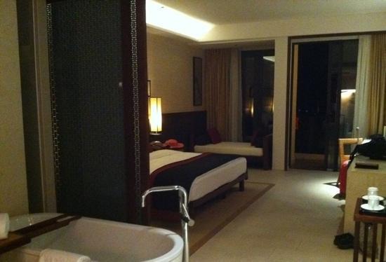 Doubletree Resort by Hilton Hotel Sanya Haitang Bay:                   舒适的度假风 适合一个人发呆