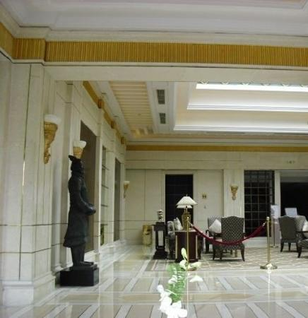 Xijiao State Guest Hotel: 大堂
