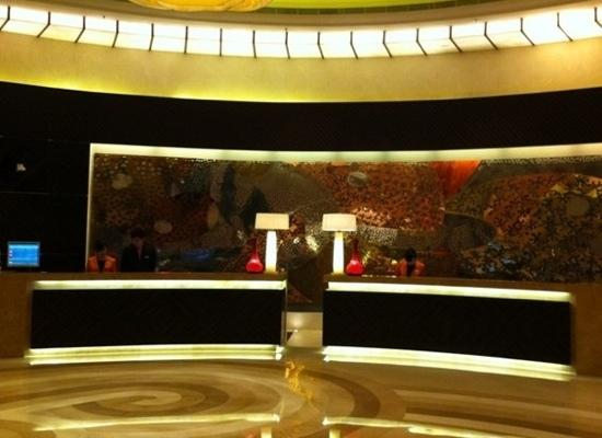 Renaissance Shanghai Putuo Hotel: 大堂
