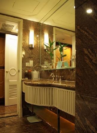 Jin Jiang Hotel: 洗手间